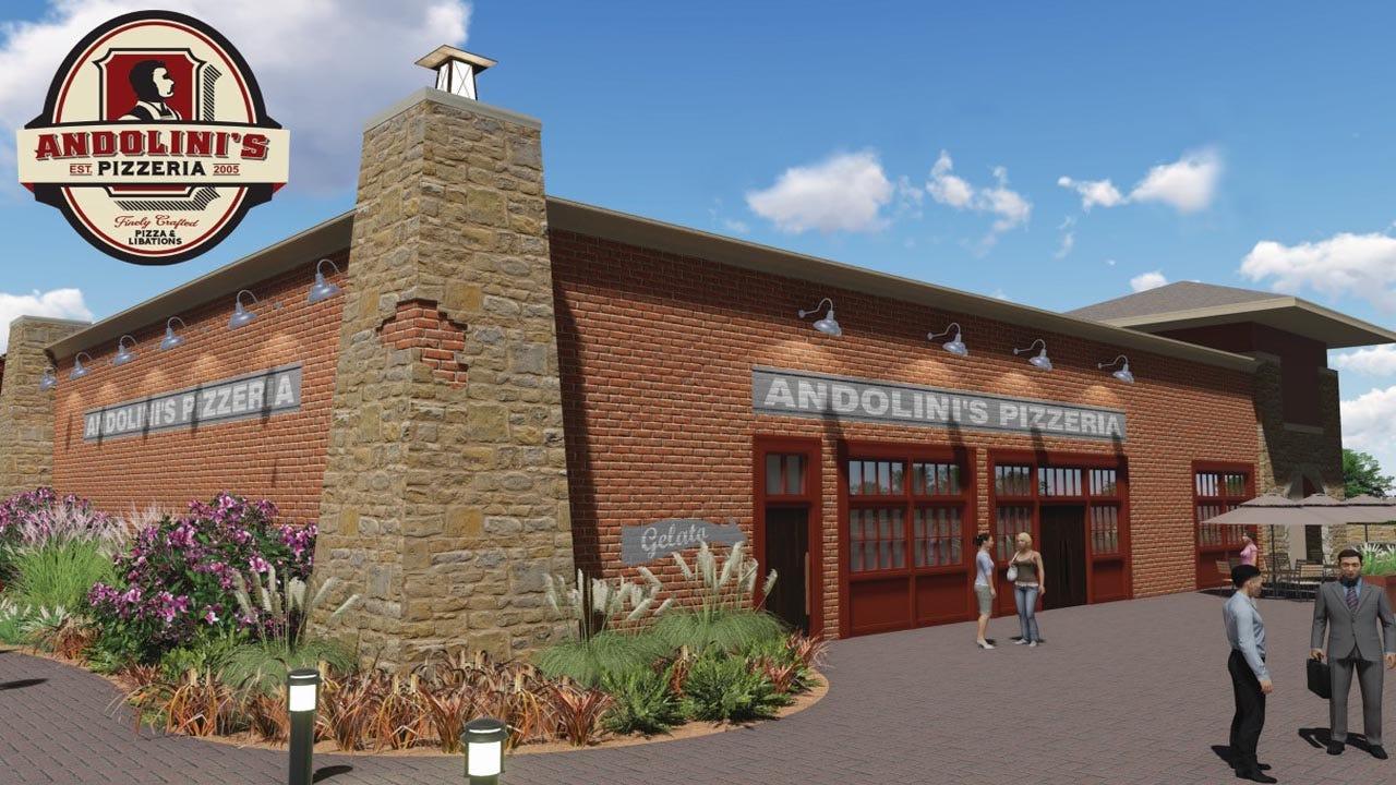 Andolini's To Anchor Revitalized Jenks RiverWalk