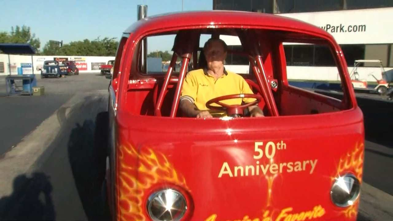 Super Chevy Show Underway At Tulsa's Raceway Park