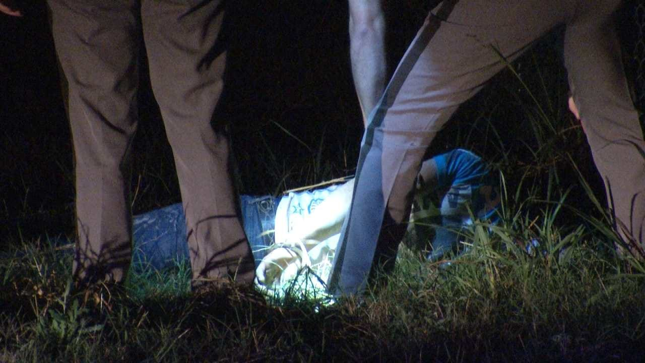 Suspected DUI Driver Arrested In Catoosa After Chase, Crash