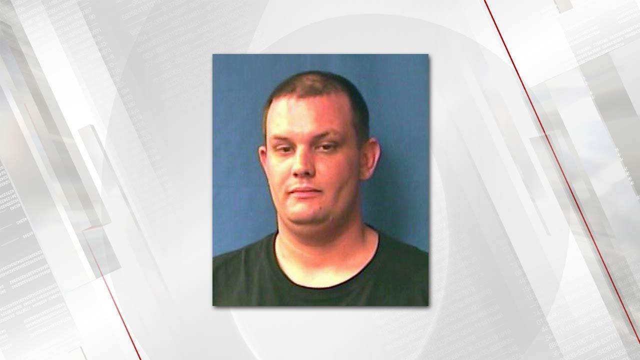 Tulsa Auto Theft, Burglary Suspect Arrested In Creek County