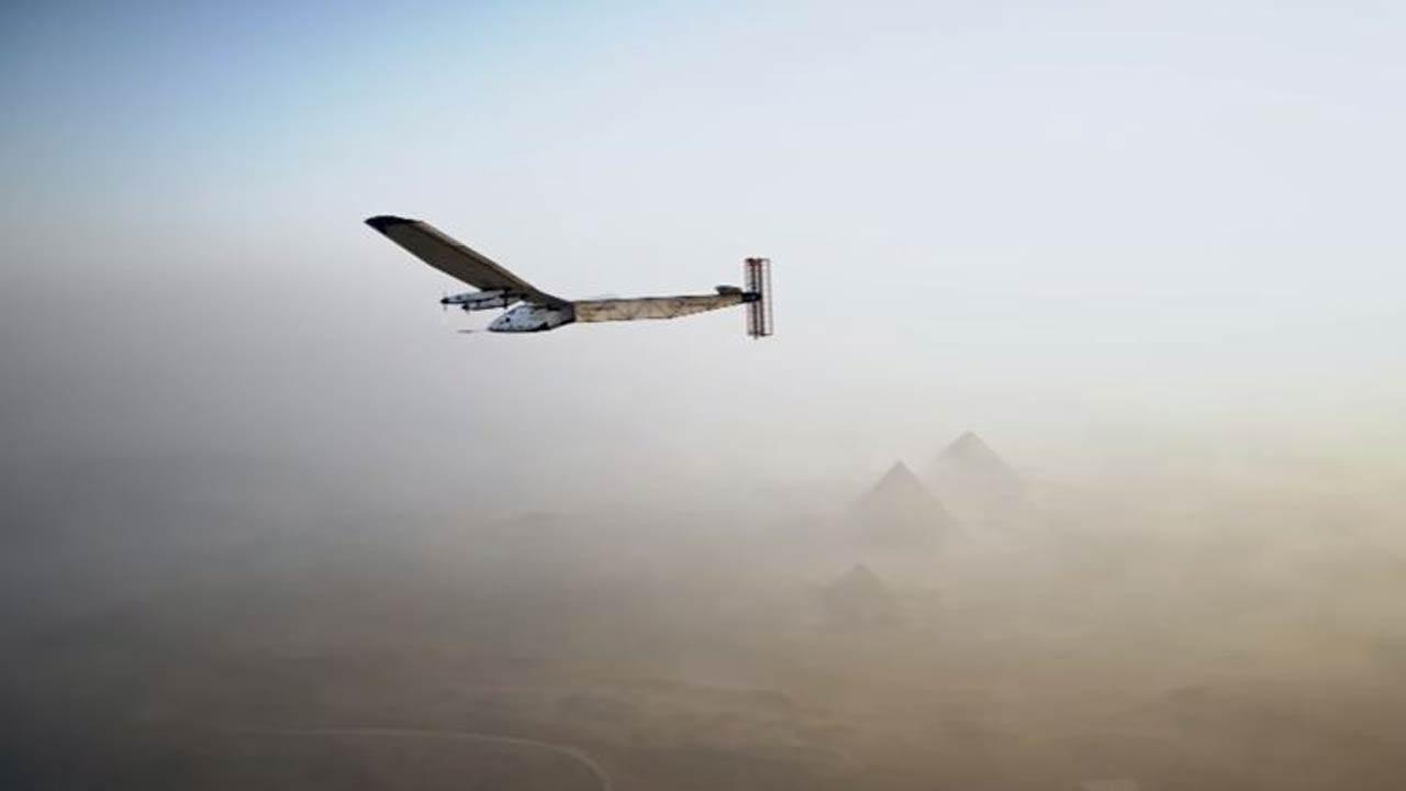 Solar Impulse 2 Begins Final Leg Of Around-The-World Flight