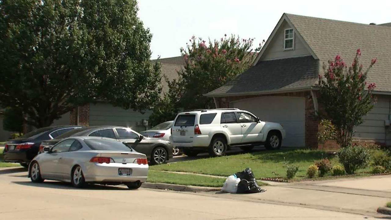 Burglars Target Broken Arrow Neighborhoods