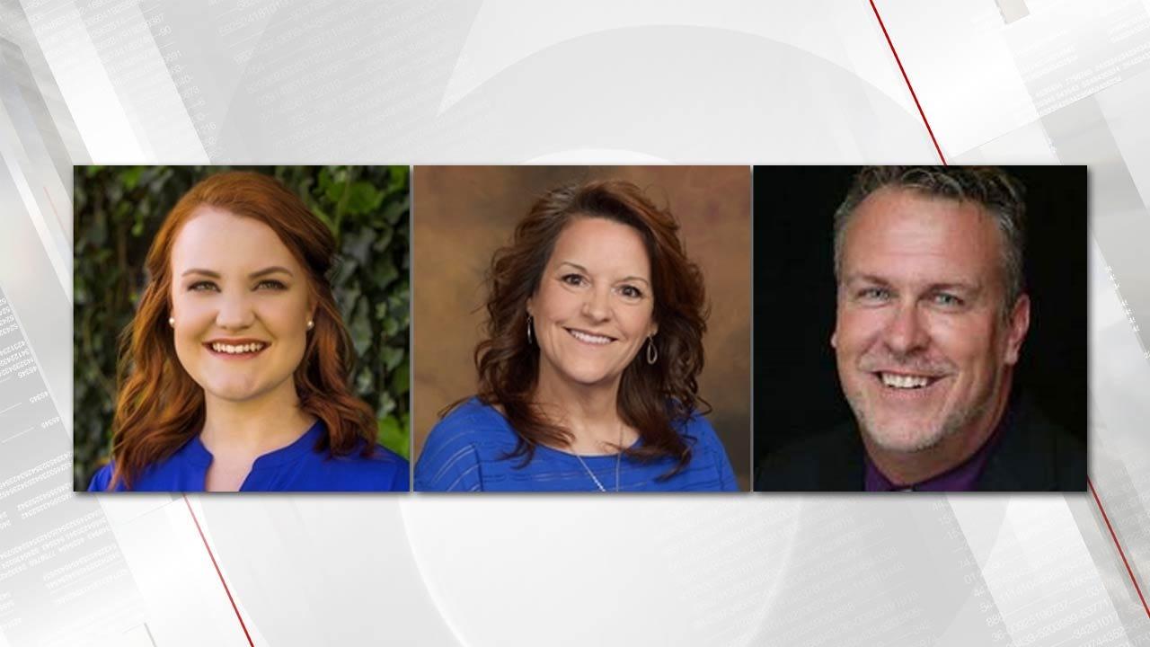 Three Area Teachers Finalists For Oklahoma Teacher Of Year
