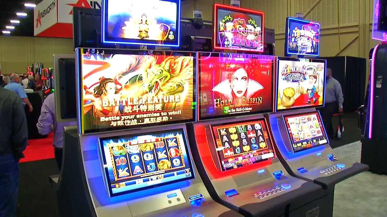 Gaming Industry Booming In Oklahoma