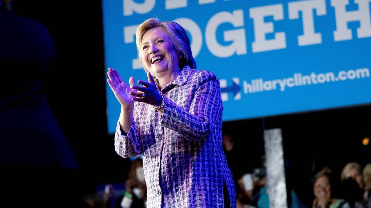 Hillary Clinton Makes History With Democratic Nomination