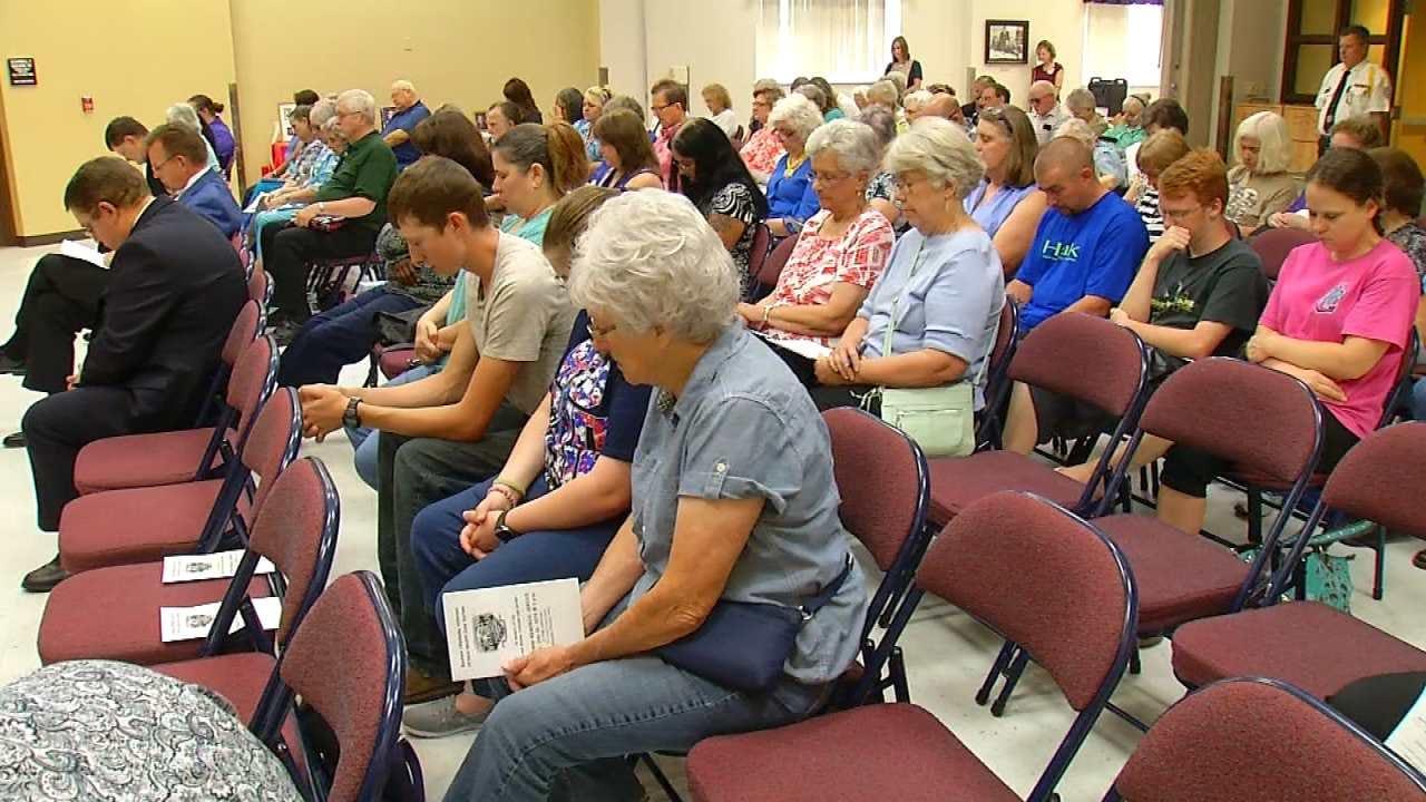 Muskogee VA Hospital Hosts Ceremony For Military Veterans