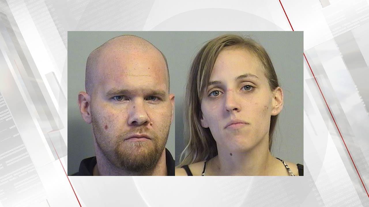Tulsa Couple Faces Child Neglect, Drugs Complaints Following Arrest