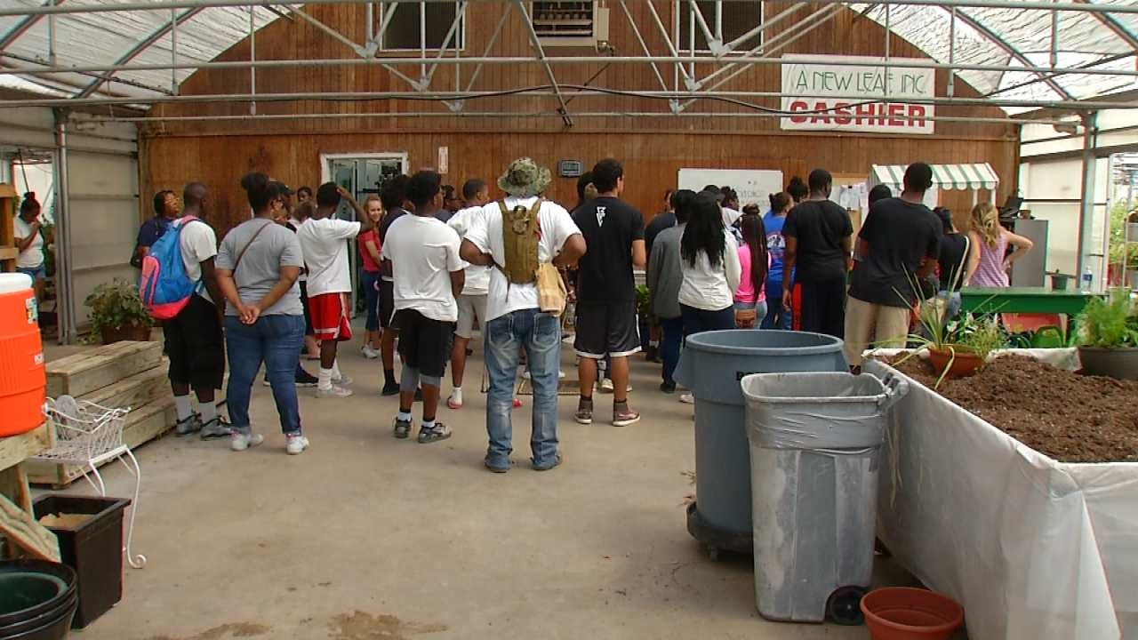 Langston University Hopes Teens Become New Crop Of Farmers
