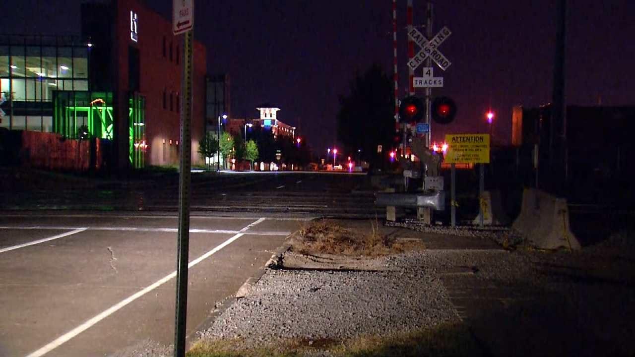 Maintenance Work To Close Two Tulsa Railroad Crossings