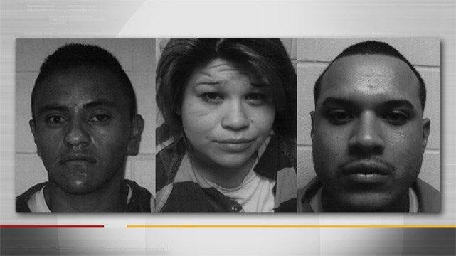 Man Gets Life For Kansas Crimes Tied To 2015 Oklahoma Police Chase