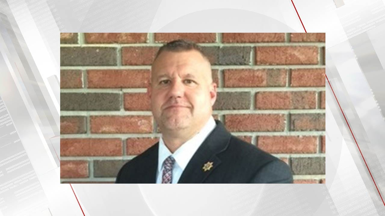 New Warden Named At State Penitentiary In McAlester