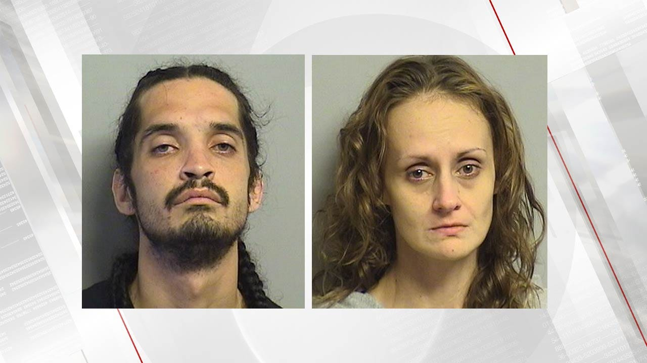 Stolen Camaro Recovered, Two Arrested In Tulsa