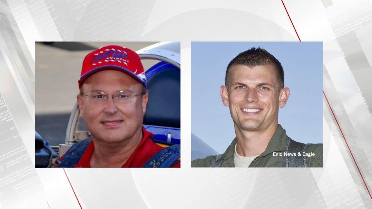 Witness: Plane Was In Inverted Spin Just Before Deadly Crash Near Enid
