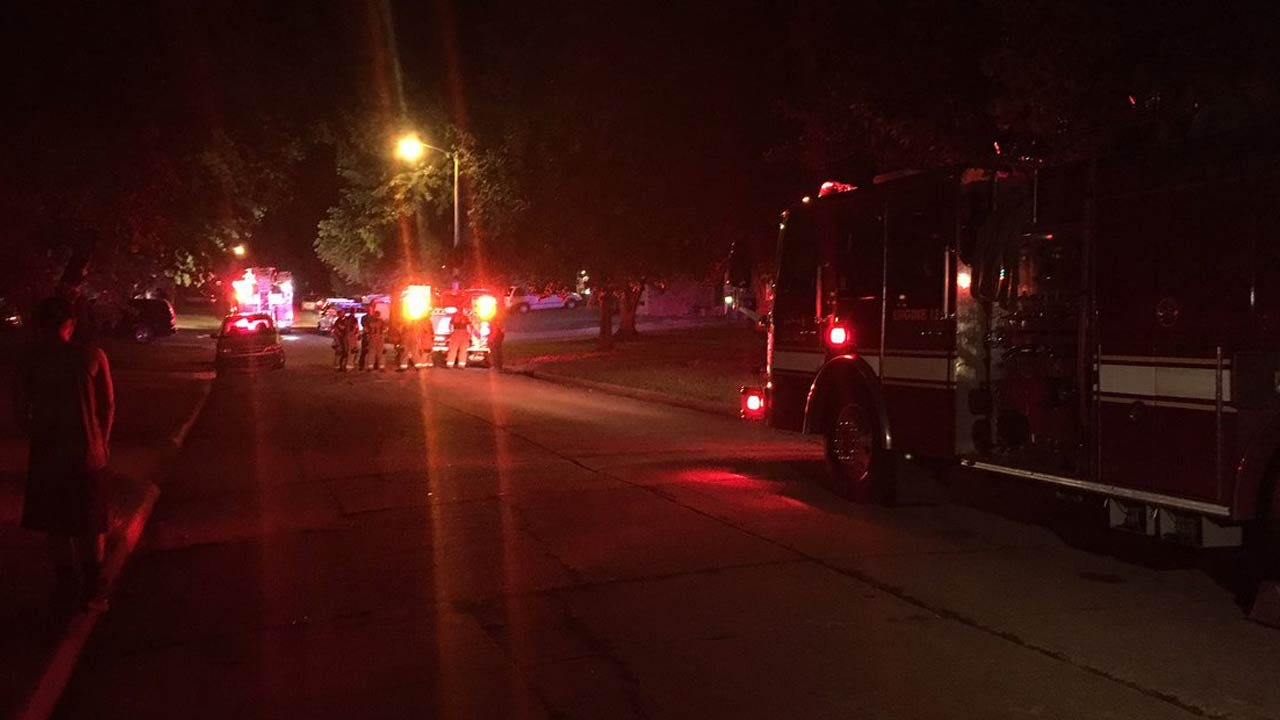 Woman Shot In West Tulsa Neighborhood