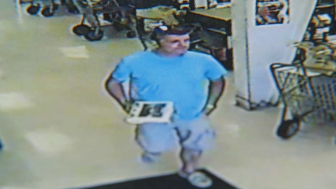 Brazen Thief Hits Cash Drawer At Glenpool Grocery Store