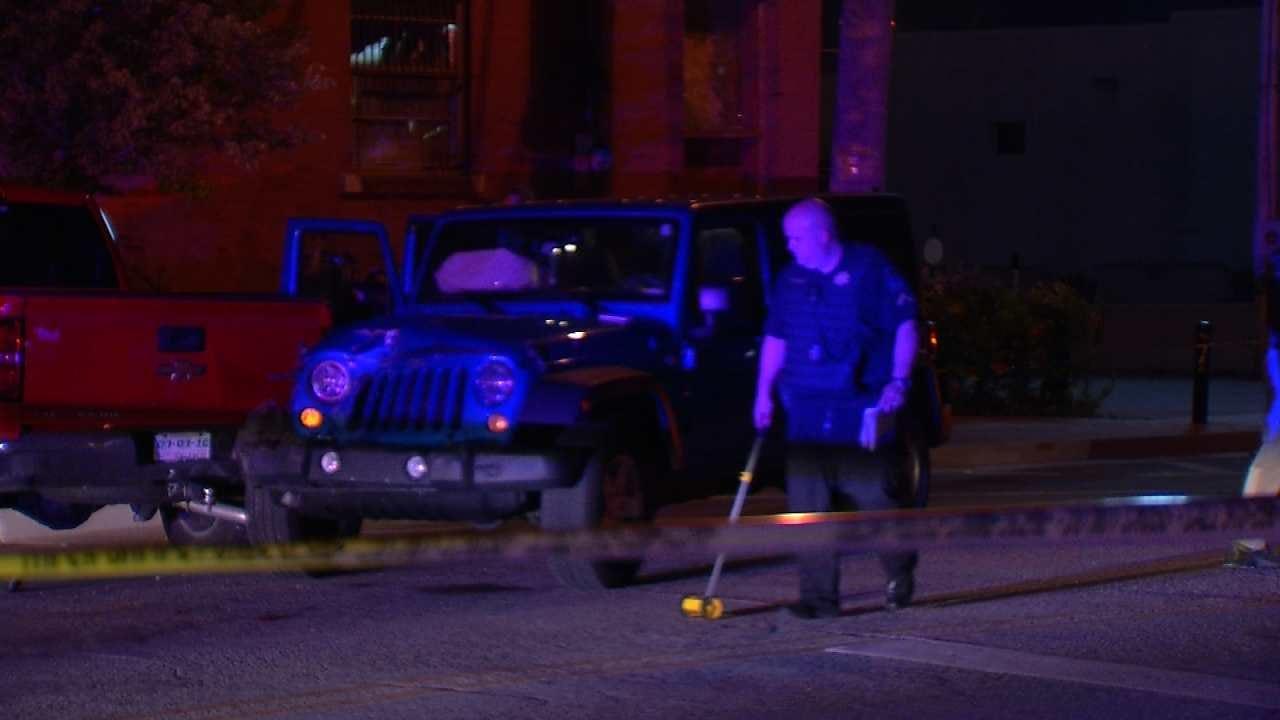 Man Shoots Woman Then Kills Himself, Tulsa Police Say