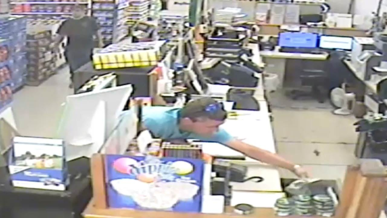 Police Seek To Identify Glenpool Store Thief Caught On Video