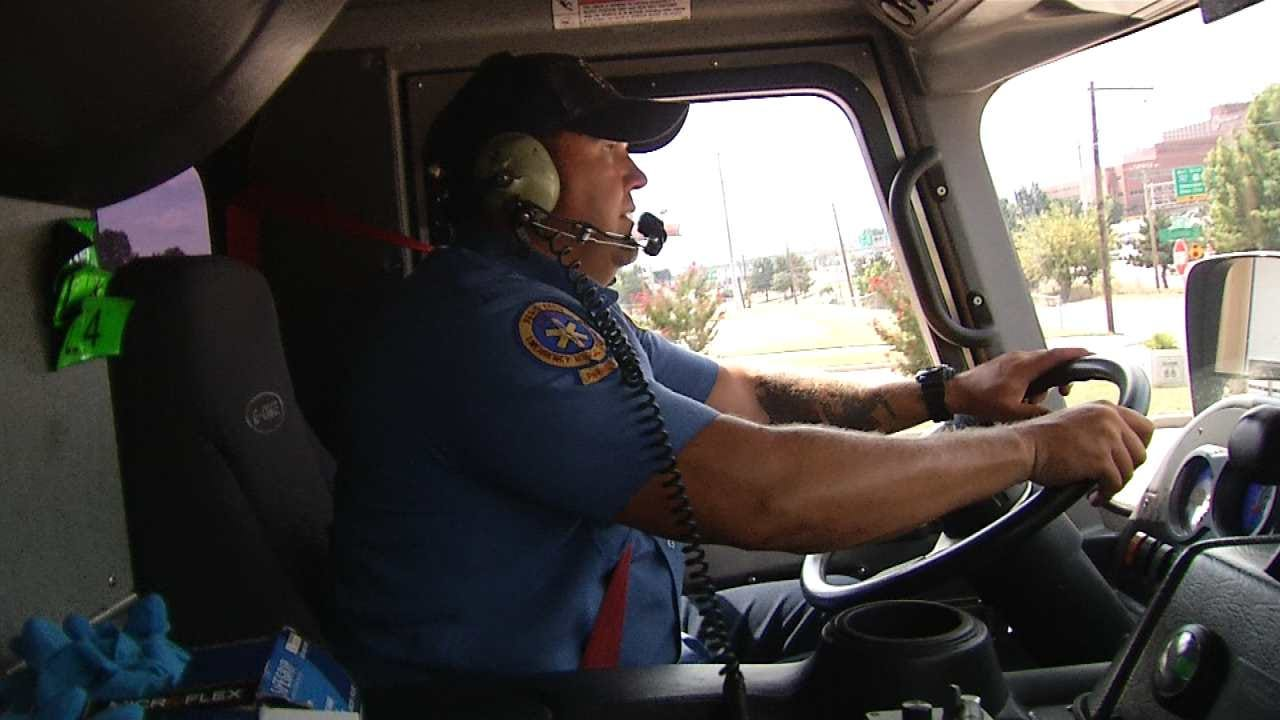 Tulsa Road Construction Hinders First Responders