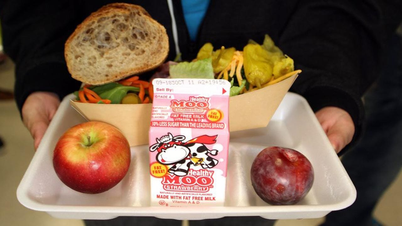All TPS Elementary Students To Get Free Breakfast, Lunch