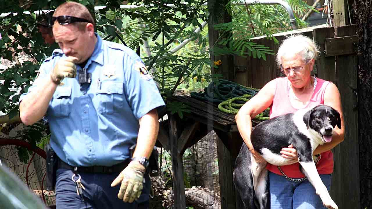 Delaware County Couple Arrested For Animal Cruelty