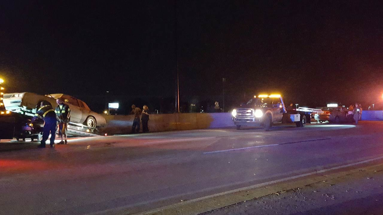 Driver Arrested For DUI After Multi-Vehicle Tulsa Wreck