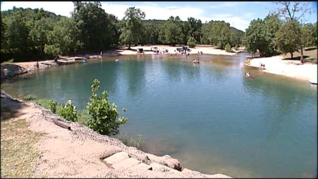 Man Drowns At Blue Hole Park In Mayes County