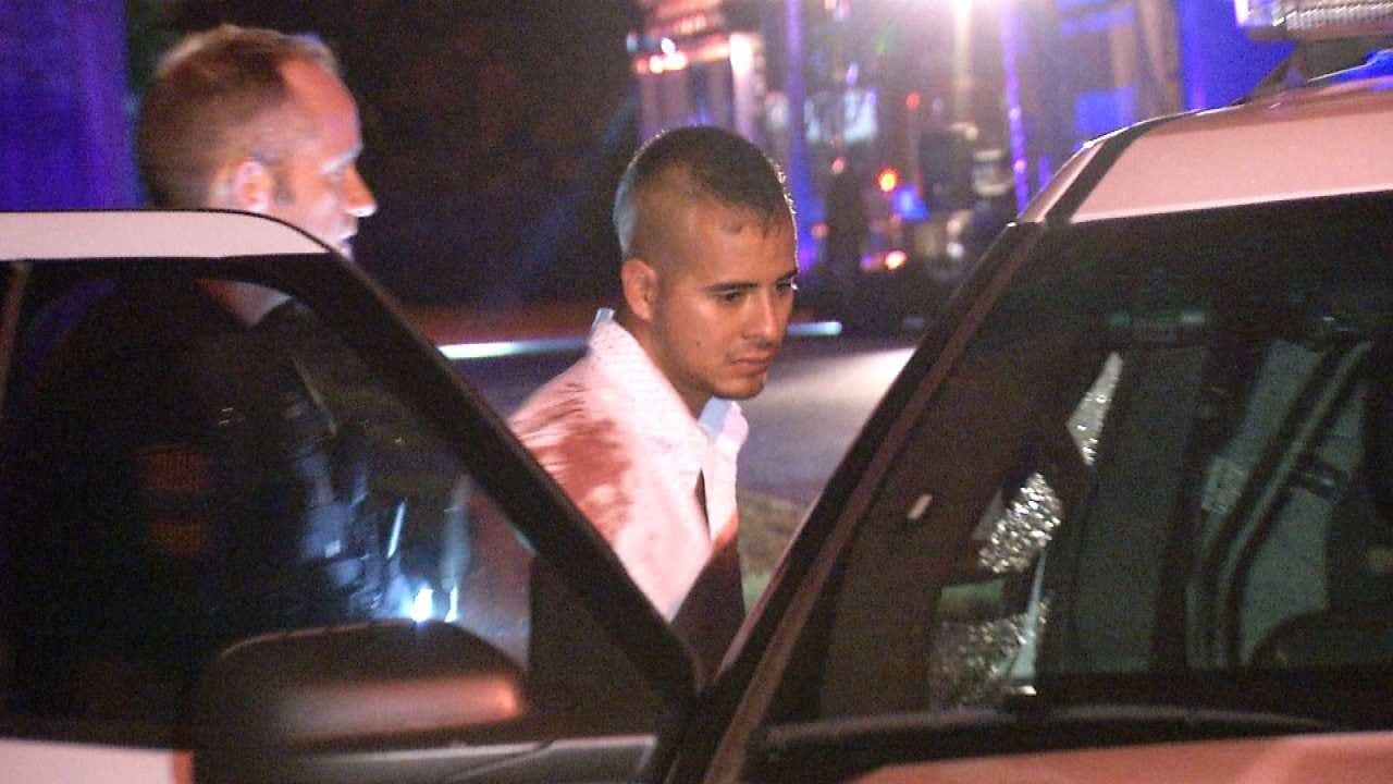 Three Shot, One Fatally, On Tulsa Neighborhood Street