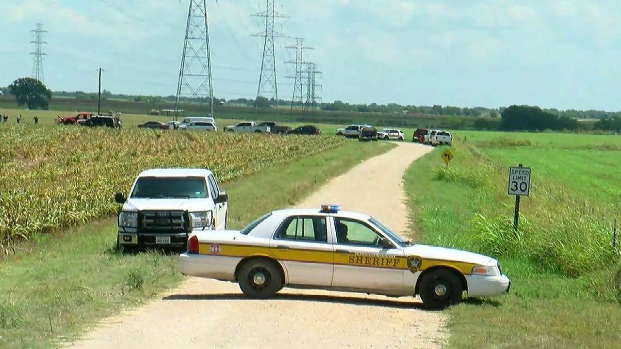 Hot Air Balloon Crash In Central Texas Kills 16