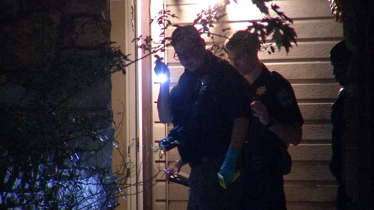 Knock At The Door Leads To Shots Fired Between Suspect, Tulsa Homeowner