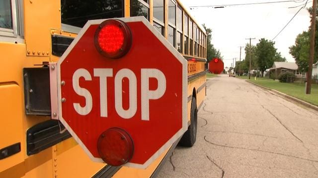 Driver Safety Urged As OKC Students Begin School This Week