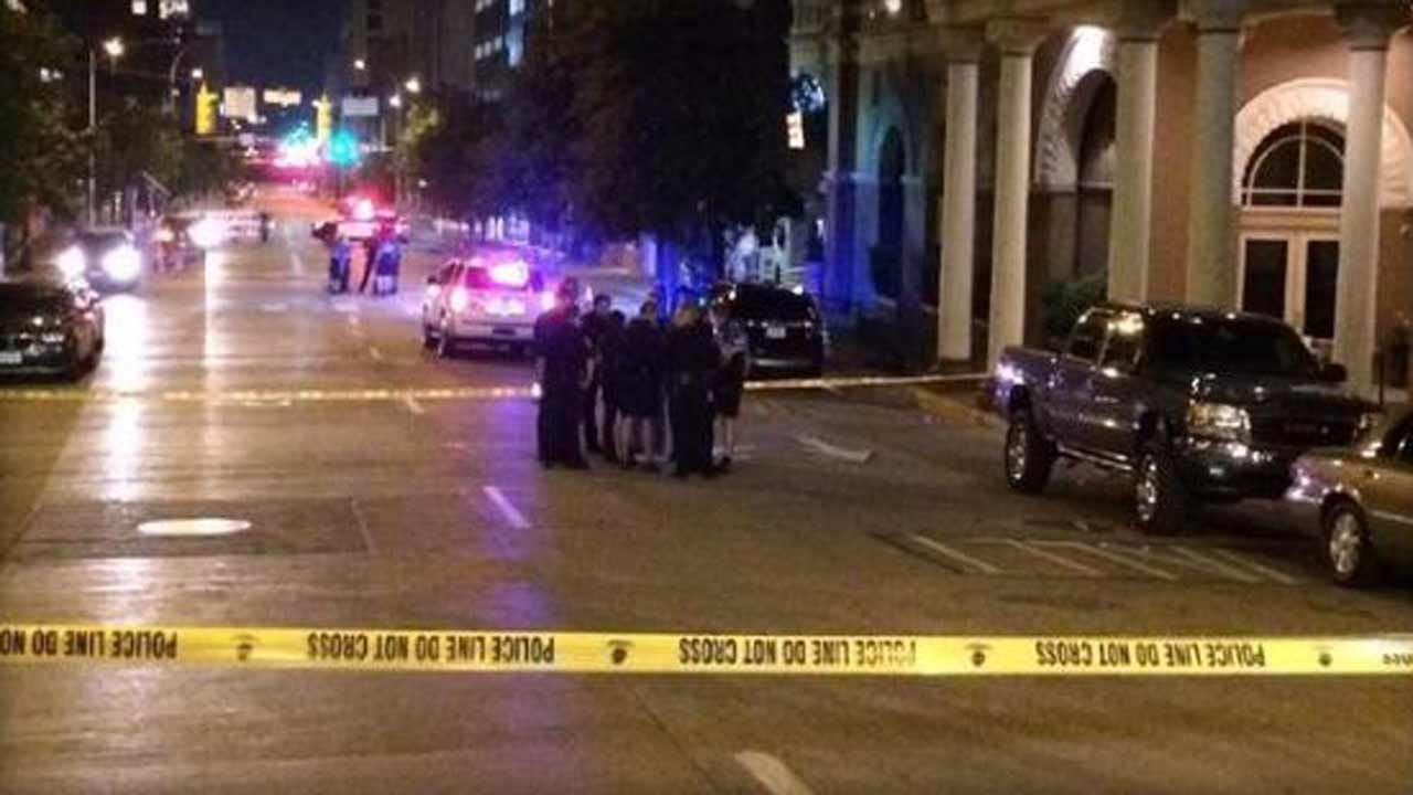 One Killed, Four Wounded In Downtown Austin