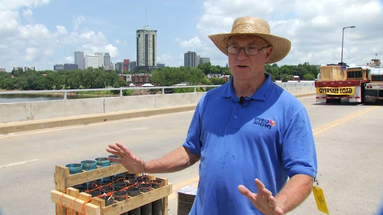 Tulsa FreedomFest Organizers Expect To Amaze Crowd With Fireworks Display