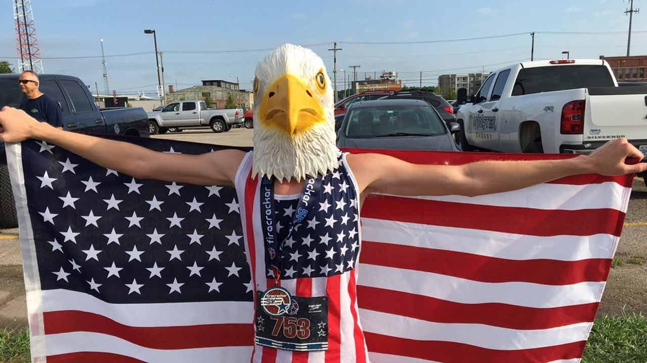 Tulsa's Firecracker 5K Celebrates Freedom