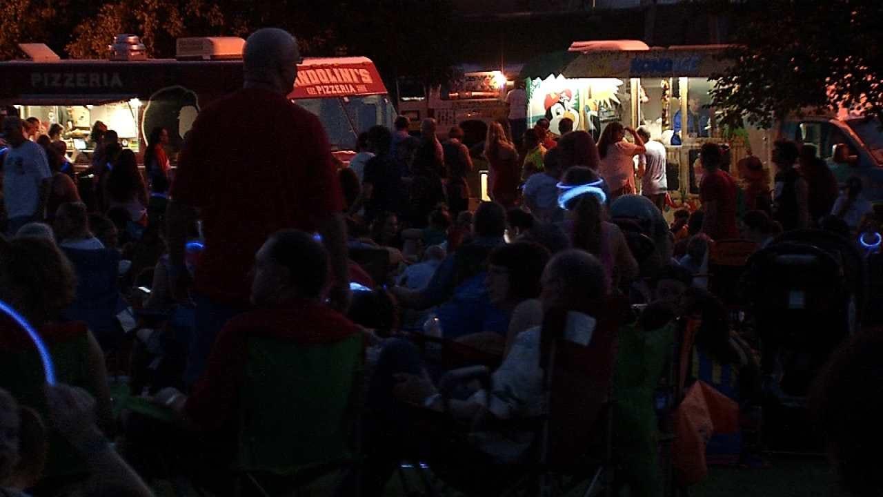Bullet Strikes 9-Year-old Boy In Head At Tulsa FreedomFest