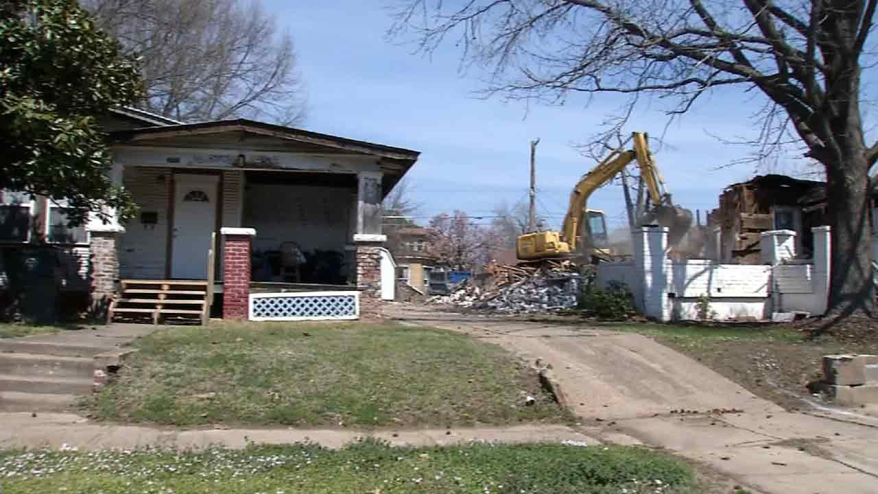 City Of Muskogee Giving Away Vacant Lots To Home Builders