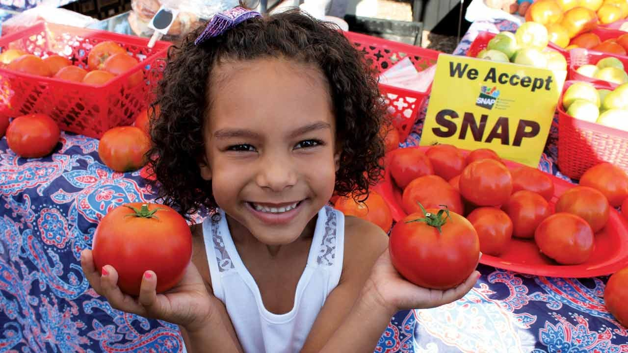 Oklahoma Food Stamp Dollars Doubled At Farmers Markets