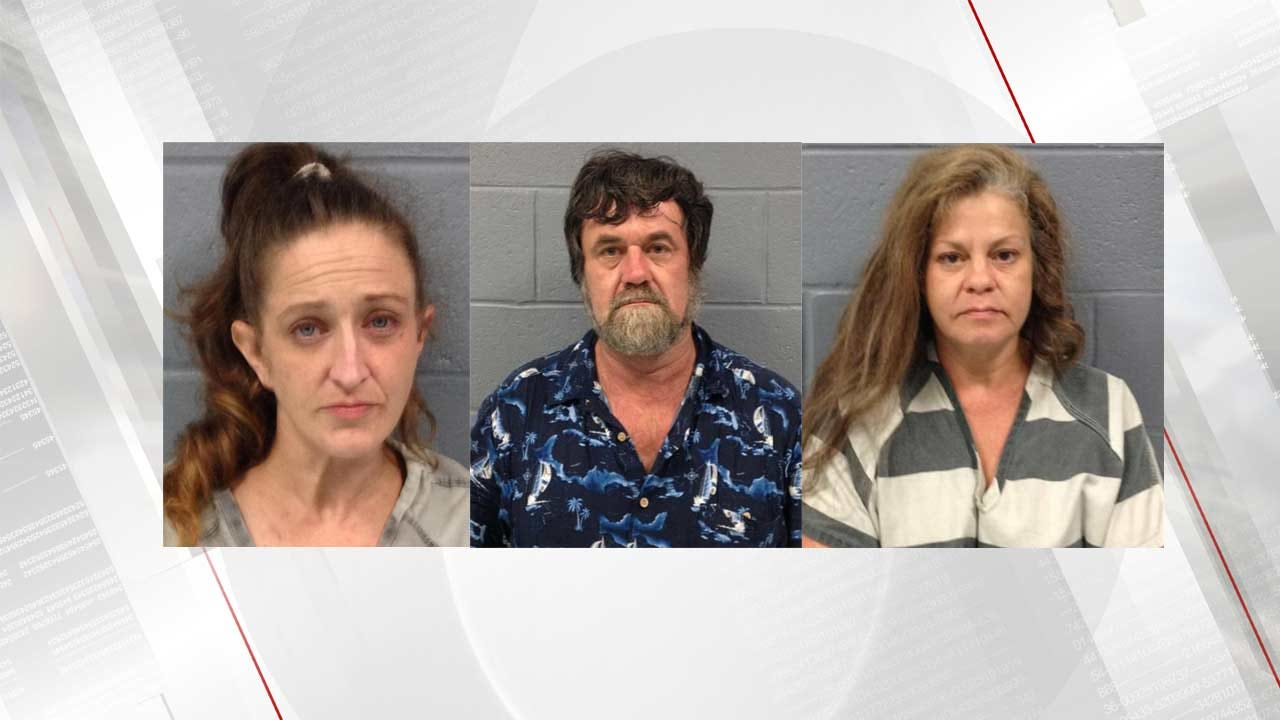 Rogers County Woman Arrested After Drugs Found In FedEx Package