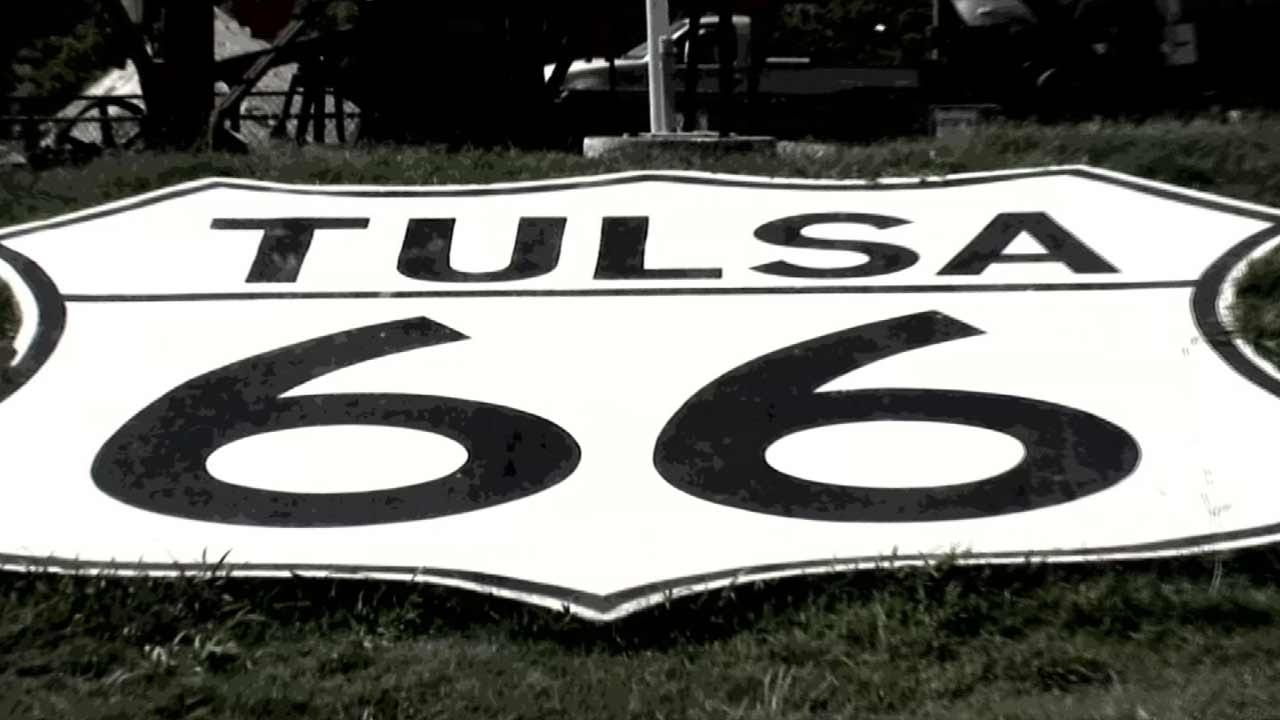 As 'Mother Road' Turns 90, Tulsa Hopes To Cash In On Route 66