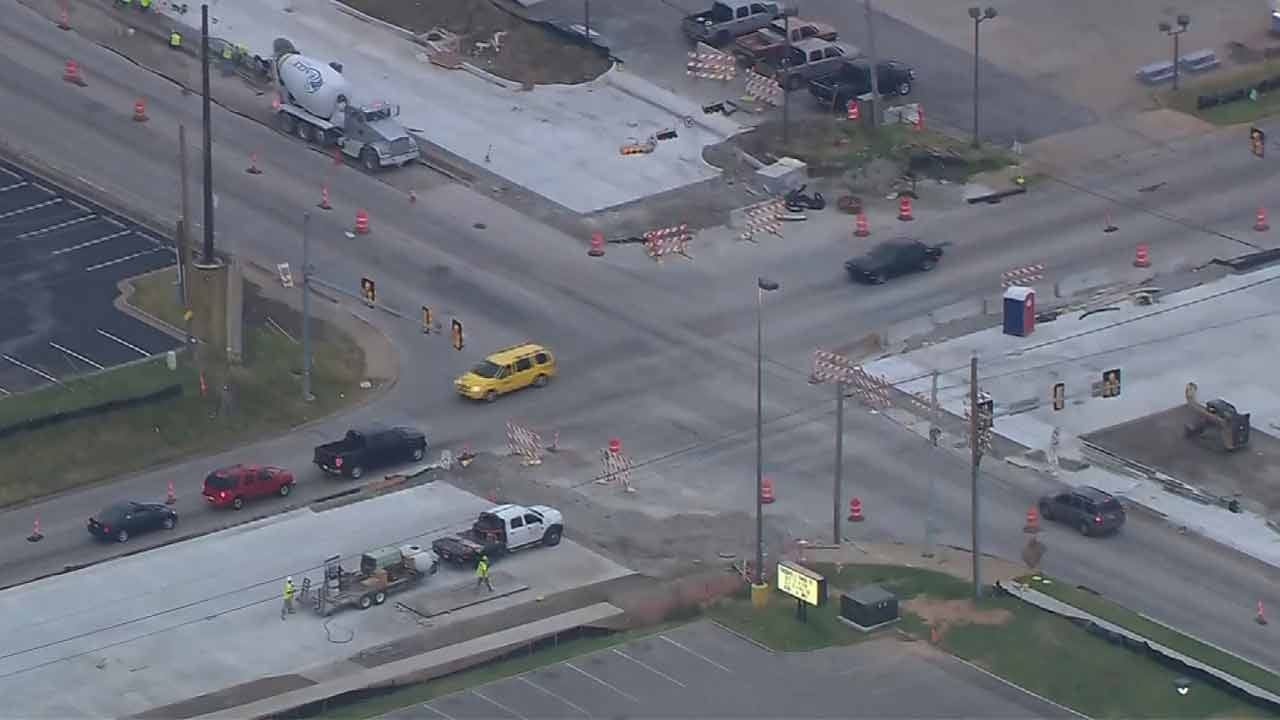 Construction Projects Impacting NE Oklahoma Drive Times