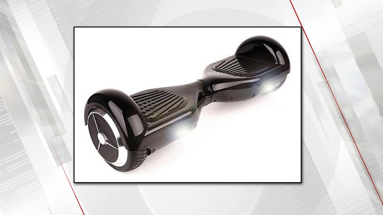 Hoverboards Recalled For Overheating Batteries