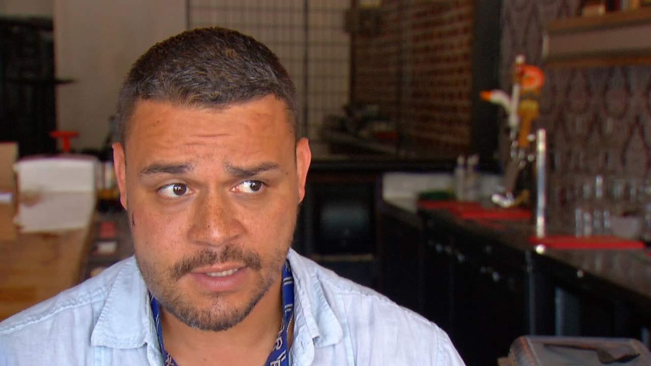 'It Felt Like A Baseball Bat:' Man Struck By Bullet At FreedomFest