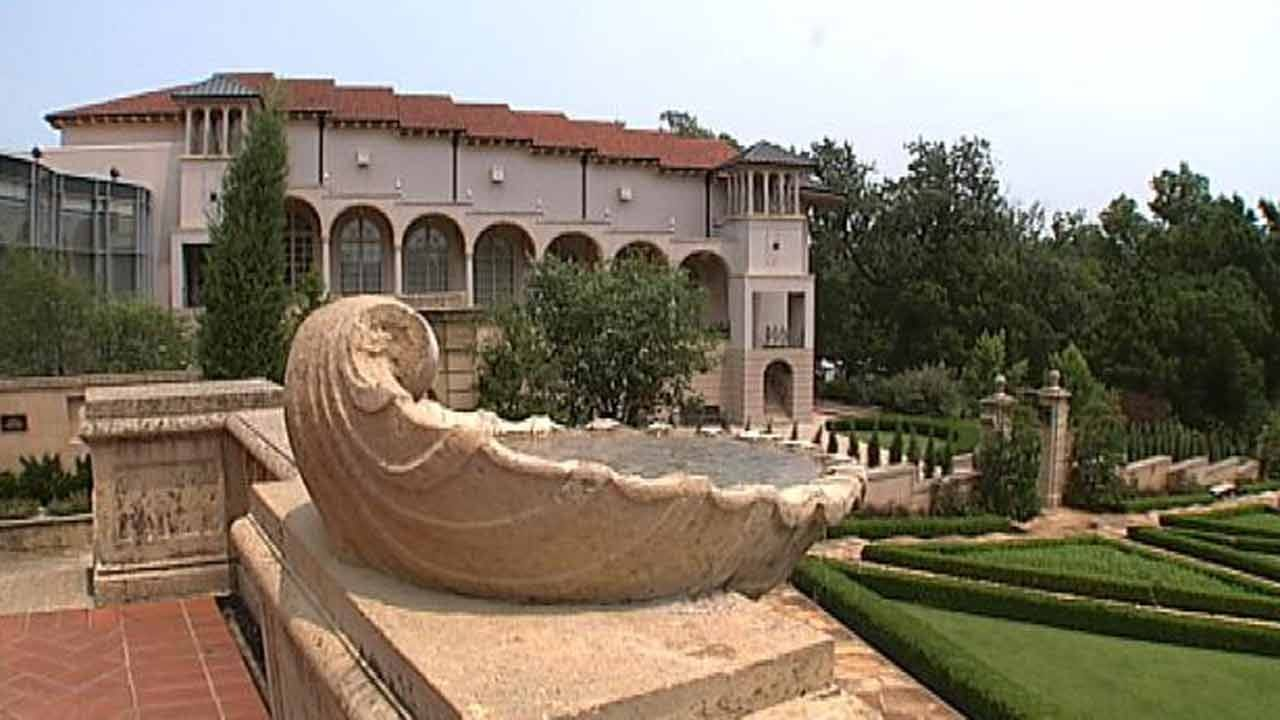 Philbrook Named Most Beautiful Place In Oklahoma
