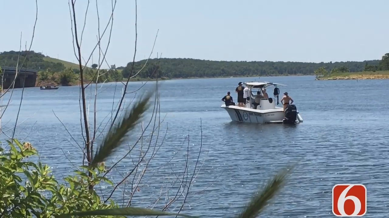Search For Kansas Man Missing On Skiatook Lake Continues