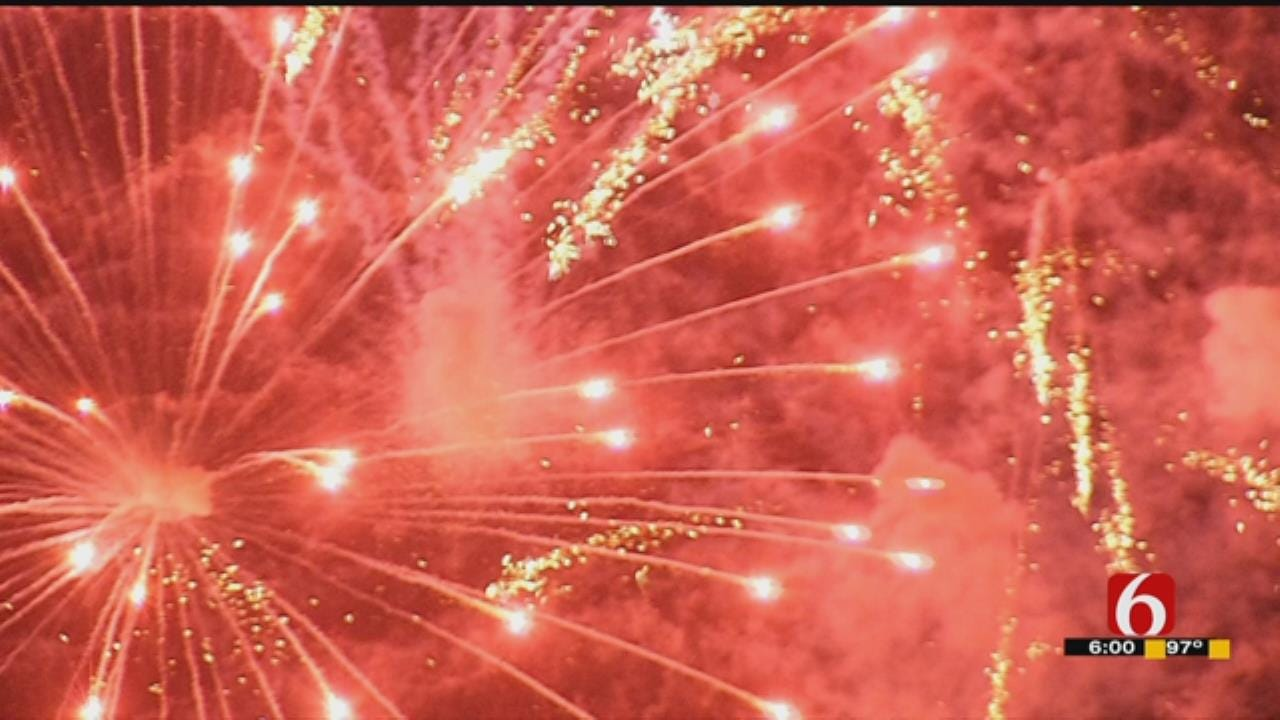 Second Person Hit By Bullet At Tulsa Fireworks Show