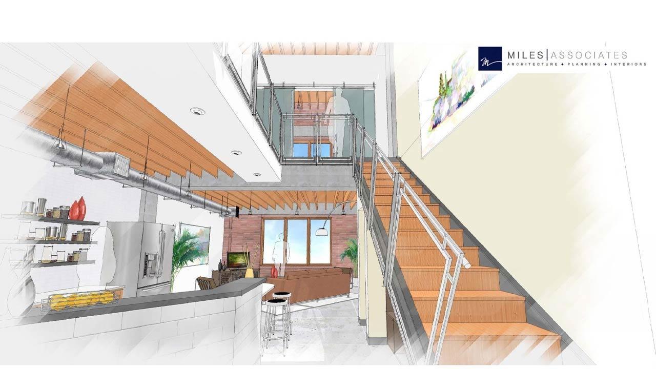 1st Street Lofts Project Gets New Developer
