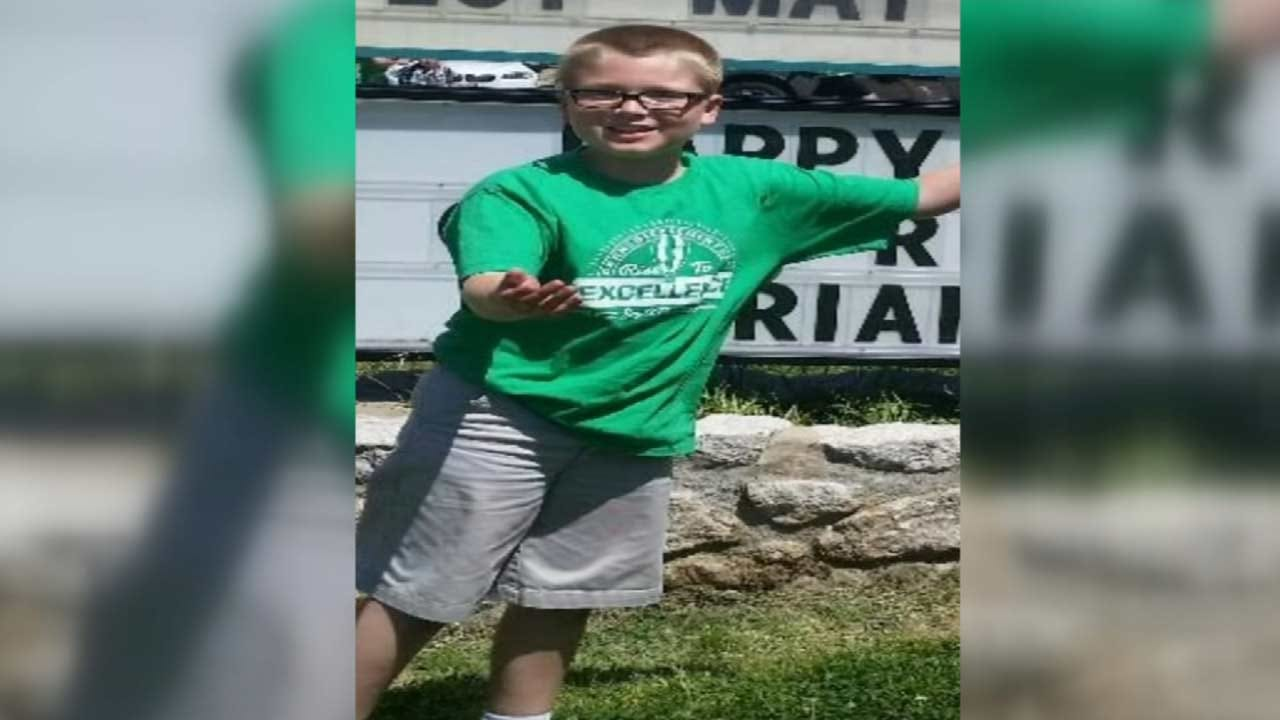 'Amazing He's Alive:' Family Of Boy Struck By Bullet Watching Tulsa Fireworks
