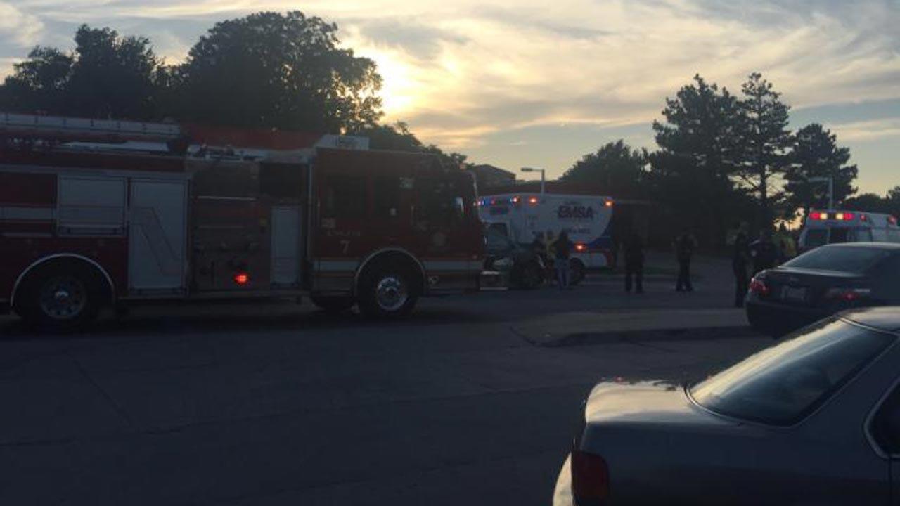 Police: Man Dead After Being Struck By Van On Utica