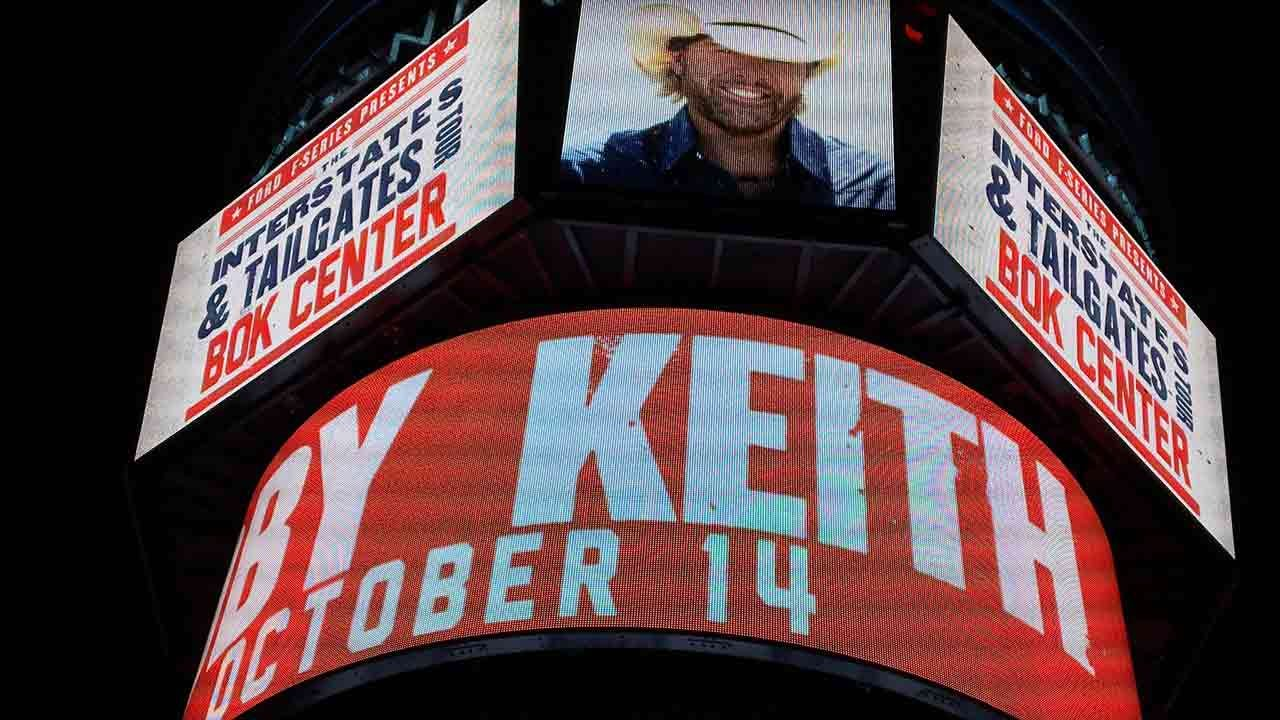 Toby Keith To Play First BOK Center Show In October