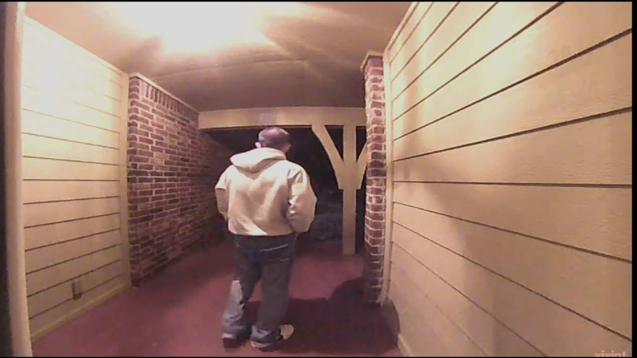 Tulsa Homeowner Asks Others To Be Alert After Encounter With Suspicious Man