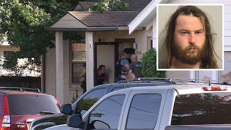 Tulsa Police Arrest Man After Standoff In Home
